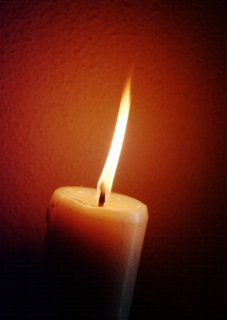 The Light from One Candle